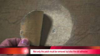 Download How To Fix A Ripped Canvas - Patching a Torn or Punctured Painting Causes Problems Video