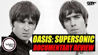Download 'Oasis: Supersonic' Review Video