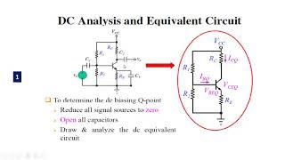 Download 4 Amplifier analysis procedure+Solved Example Video
