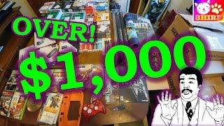 Download BEST HAUL EVER!? - OVER $1,000 Dumpster Diving Finds (Episode #52) Video