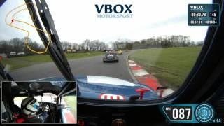 Download On board big crash at Brands Hatch Video