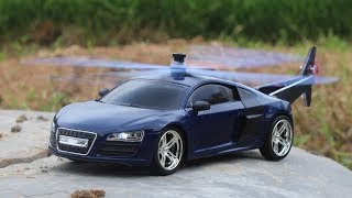 Download How To Make a Helicopter Car - Audi R8 - make your own creation Video