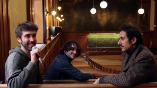 Download Feu ! Chatterton à Paris-Sorbonne : l'interview ! Video