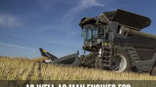 Download Technology News Tracker: AGCO Debuts New IDEAL Combine Video