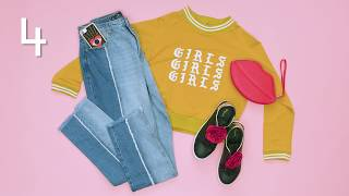 Download Lazy Day Outfit Ideas | Style Lab Video
