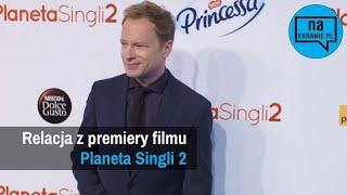 Download Relacja z premiery filmu ″Planeta Singli 2″ Video