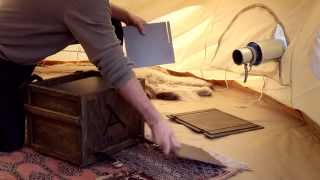 Download Setting up the Orland Tent Stove Video