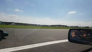 Download Rover SD1 vs rare Cosworth Caterham at Dunsfold Wings and Wheels 2017 Run 3 Video