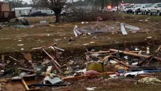 Download Deadly storms claim lives in Georgia Video