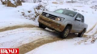 Download OFF ROAD-Megatest: Ford Ranger, Isuzu D-Max, Nissan Navara, VW Amarok Video