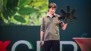 Download Topher White: What can save the rainforest? Your used cell phone Video