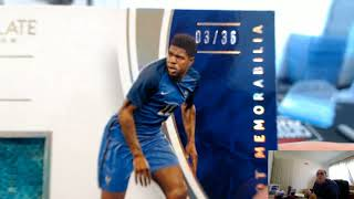 Download 2017-18 PANINI IMMACULATE SOCCER HOBBY 5 BOX CASE PYT BREAK #58, NOV 19, 2017 Video