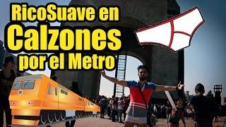 Download Metro sin pantalones / NoPantsMx2016 Video