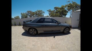 Download 1990 Nissan R32 Skyline GT-R Nismo Review Video