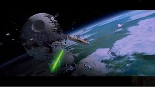 Download Star Wars VI: Return of the Jedi - Battle of Endor (Space Only) 1080p Video