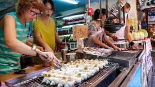 Download The Ultimate Taiwanese Street Food Tour - Jiufen and Keelung City Night Market, Taiwan (Day 10) Video