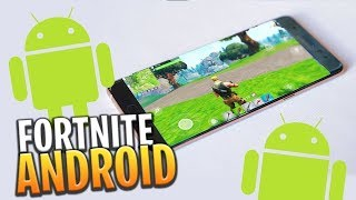 Download Fortnite Android - How to Download Fortnite On Android (Fortnite Mobile Android) Video