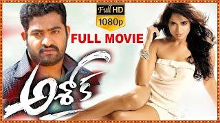 Download Ashok Telugu Full Length Movie | Jr. NTR, Sameera Reddy, Prakash Raj Video