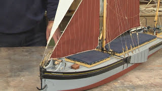 Download Building Veronica RC Model Thames Sailing Barge Video