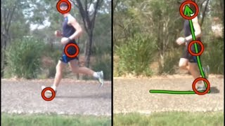 Download Running - Reduce Hip Flexion to Protect Against Injury - Running Injury Free Revolution (RIF REV) Video