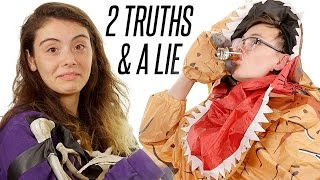 Download Coworkers Play Two Truths and a Lie, Drunk! Video