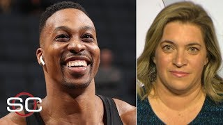 Download Dwight Howard showed he's physically ready for a Lakers' encore - Ramona Shelburne | SportsCenter Video