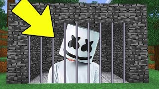 Download WE TRAPPED MARSHMALLOW IN MINECRAFT! Video
