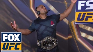 Download Daniel Cormier trash talks Jon Jones, discusses win over Anthony Johnson | UFC 210 Video