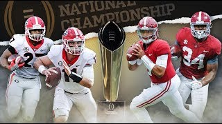 Download College Football National Championship Predictions Video