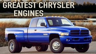 Download These Are The Greatest Engines Chrysler Has Ever Made Video