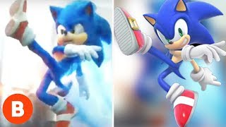 Download 10 Sonic Movie Easter Eggs From The Video Game Video