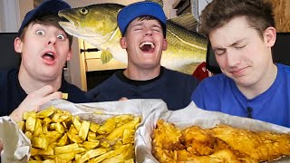 Download BEST Fish and Chips in England!?! Video