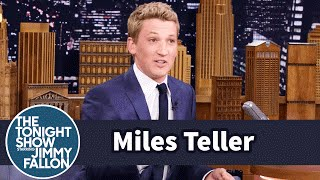 Download Miles Teller Saved a Pregnant Woman from a Shark Video