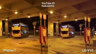 Download iPhone 7 vs LG V10 camera test 60fps Video