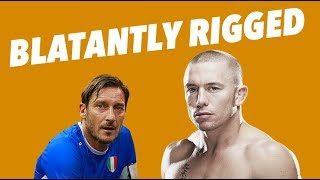 Download FIVE BLATANTLY RIGGED MOMENTS IN SPORTS - PART 3 Video