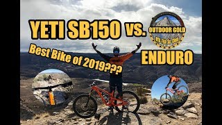 Download Yeti SB150 vs. Outdoor Gold Enduro // Rigorous Test Ride and Review Video