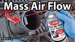 Download Cleaning A Mass Air Flow Sensor To Stop Hesitation Video