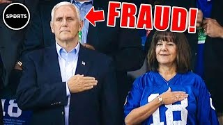 Download Mike Pence EXPOSED For Being A Paid Protester Video