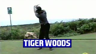 Download Tiger Woods Swings at 2002 PGA Grand Slam Video