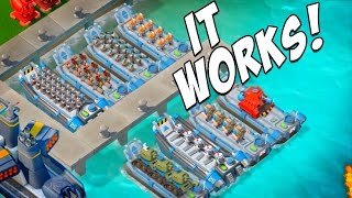 Download Can YOLO Attacks Beat TOP PLAYERS?! Boom Beach Surprising Success! Video