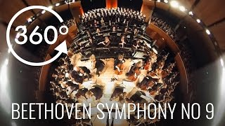 Download 360° Video Orchestra Wellington ″ODES TO JOY″ VR Beethoven Symphony No 9 Video