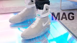 Download Dope Tech: Self-Lacing Nike Mag! Video