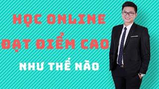 Download Vlog 01 Học online hiệu quả như thế nào - Thầy Trần Đức Hocmai Video