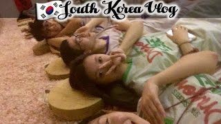 Download SEOUL VLOG | First time at a Jimjilbang (Korean Spa) Video