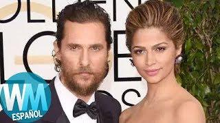 Download ¡Top 10 Famosos de Hollywood Casados con LATINAS! Video
