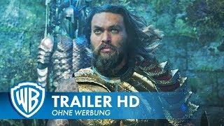 Download AQUAMAN - Offizieller Trailer #1 Deutsch HD German (2018) Video