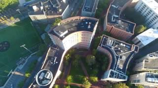 Download Northeastern University Drone View Video