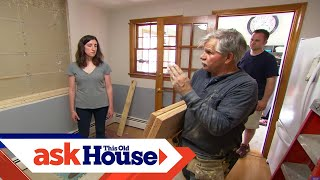 Download How to Cut a Pass-Through in a Load Bearing Wall | Ask This Old House Video