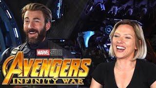 Download 'Avengers: Infinity War': Inside Marvel's Biggest Movie Yet | Entertainment Tonight Video