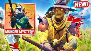 Download *FUNNY* MURDER MYSTERY w/ SCARECROW Custom Gamemode in Fortnite Battle Royale! *SEASON 6* Video